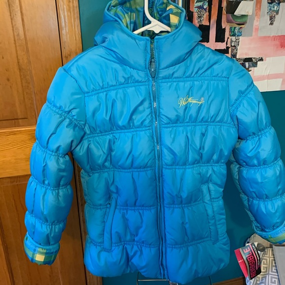 Weatherproof girls winter coat. New with tags